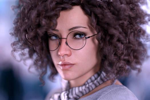 Gina portrait 17