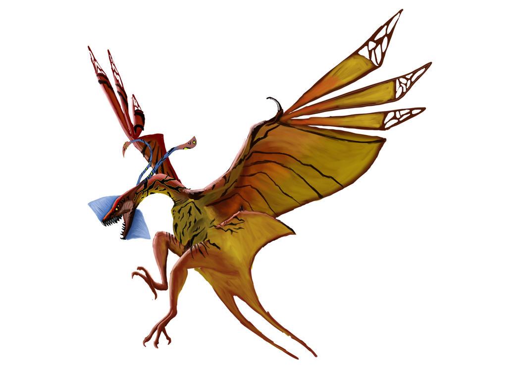 wip great leonopteryxpmraptor98 on deviantart