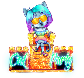 Cat-Party ID2