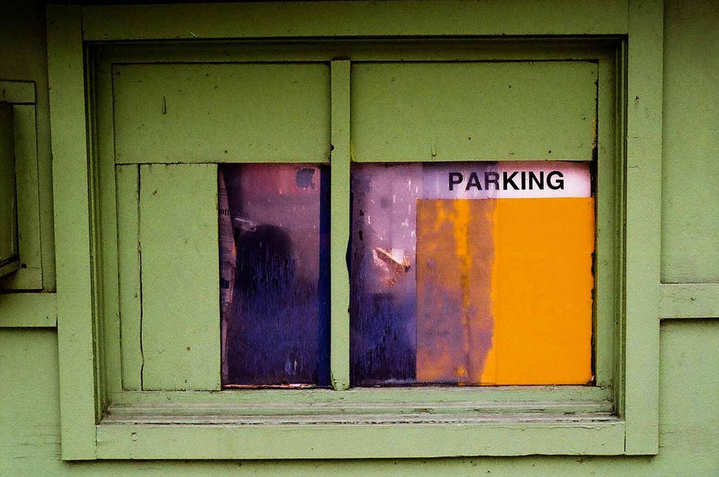 Parking by aaroffy