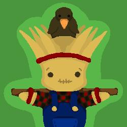 ZvedeENG Scarecrow (Request) by XxxAziexxX