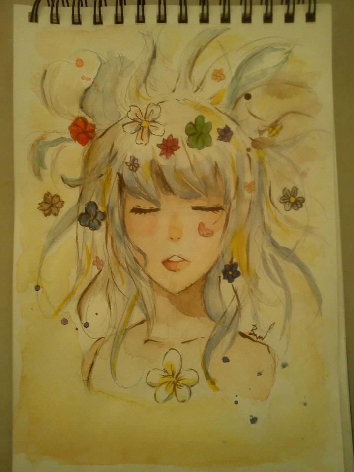 Flowers by piyachanok07