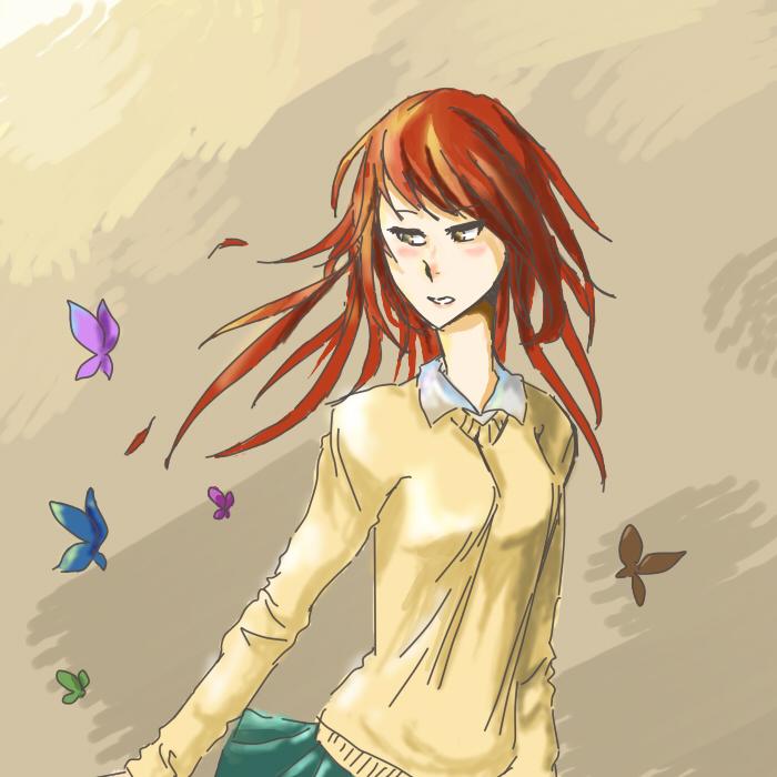 Let wind blow by piyachanok07