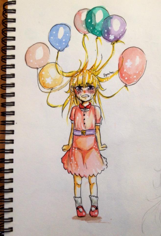 where are my balloons? by piyachanok07