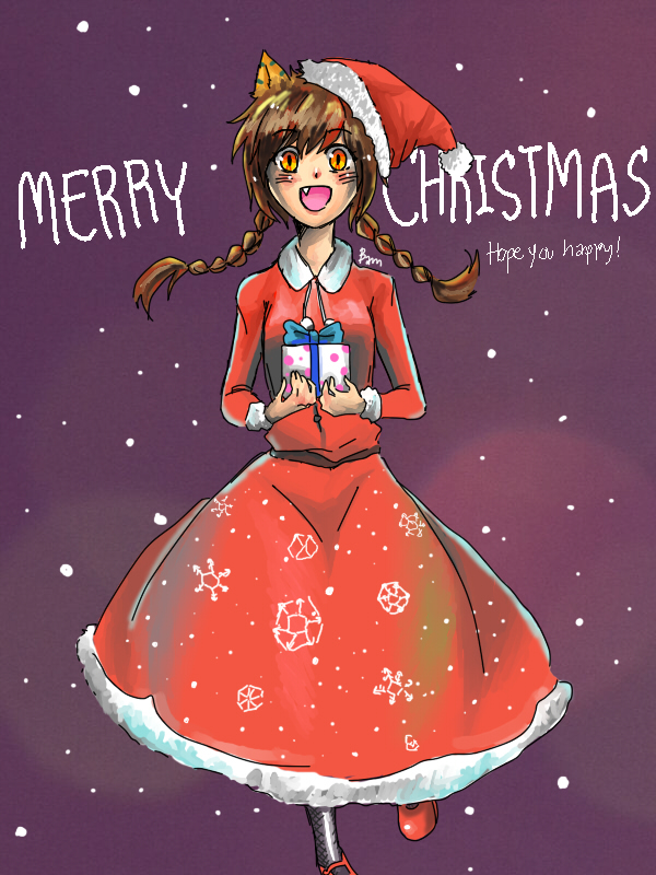 Merry Christmas! by piyachanok07