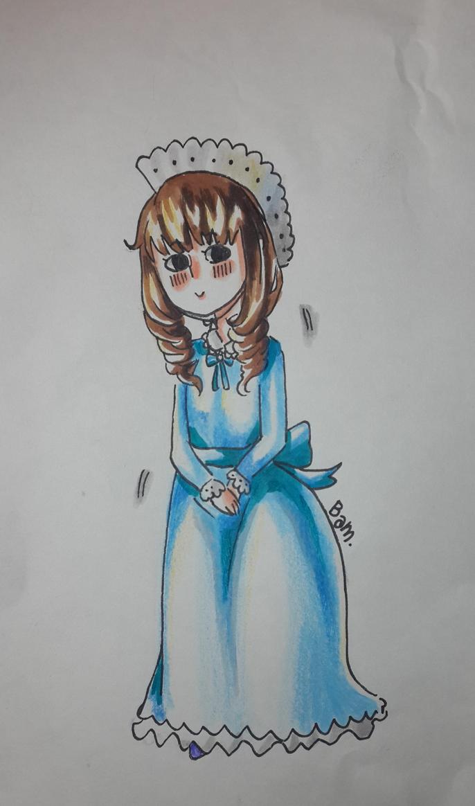 My lady by piyachanok07