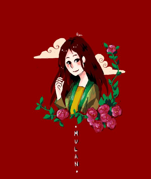 Mulan by piyachanok07