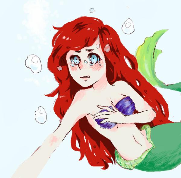 Tears of an mermaid by piyachanok07