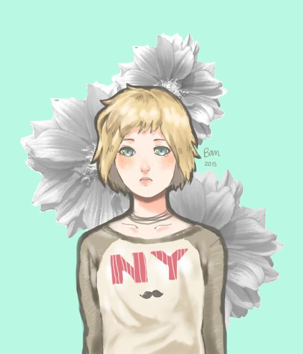 FLOWER NO.1 by piyachanok07