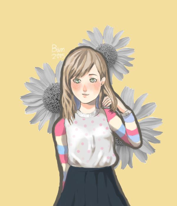 FLOWER NO.2 by piyachanok07