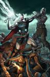 Thor Surrounded