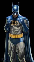 Batman 2.0 by KitoYoung