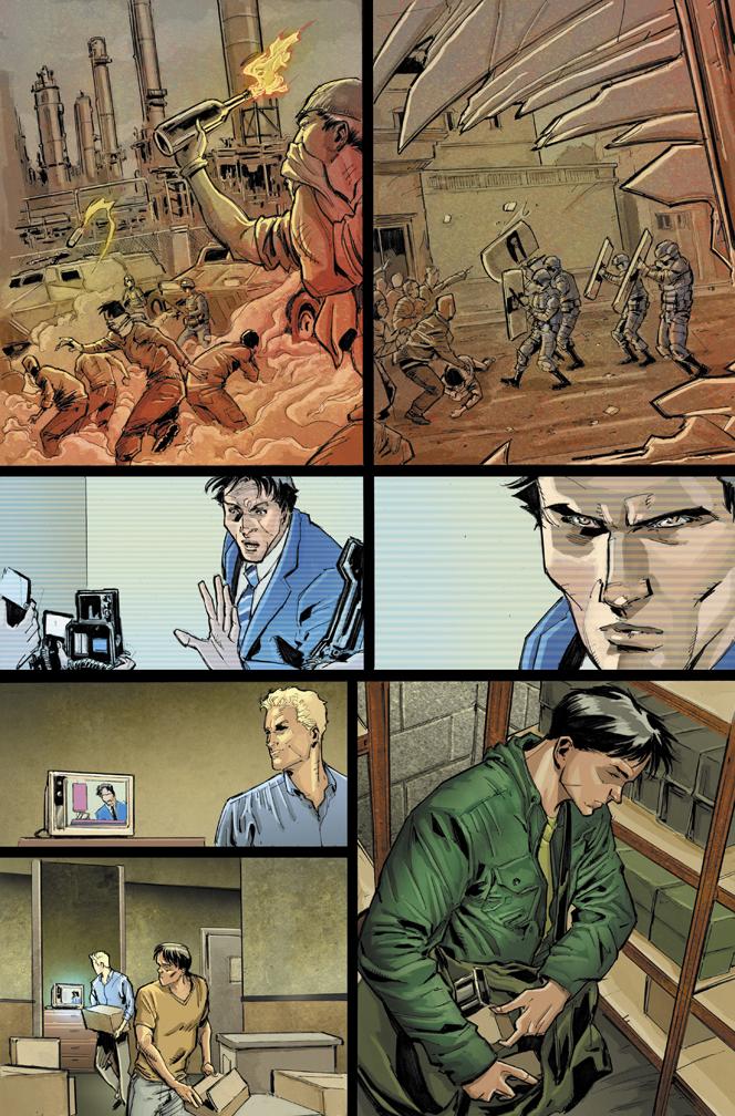 GIJOE #08 pg 12 by KitoYoung