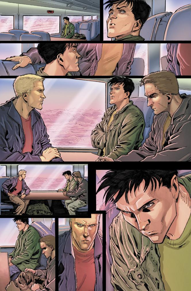 GIJOE #8 pg 20 by KitoYoung