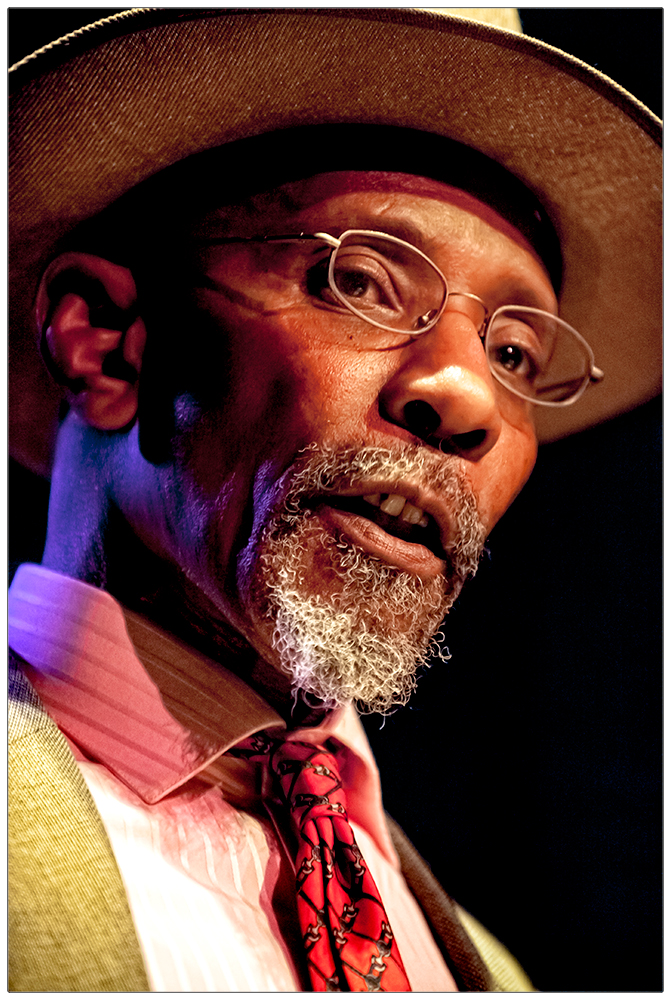 The Writer's Bench: Linton Kwesie Johnson 1 by Uchoose