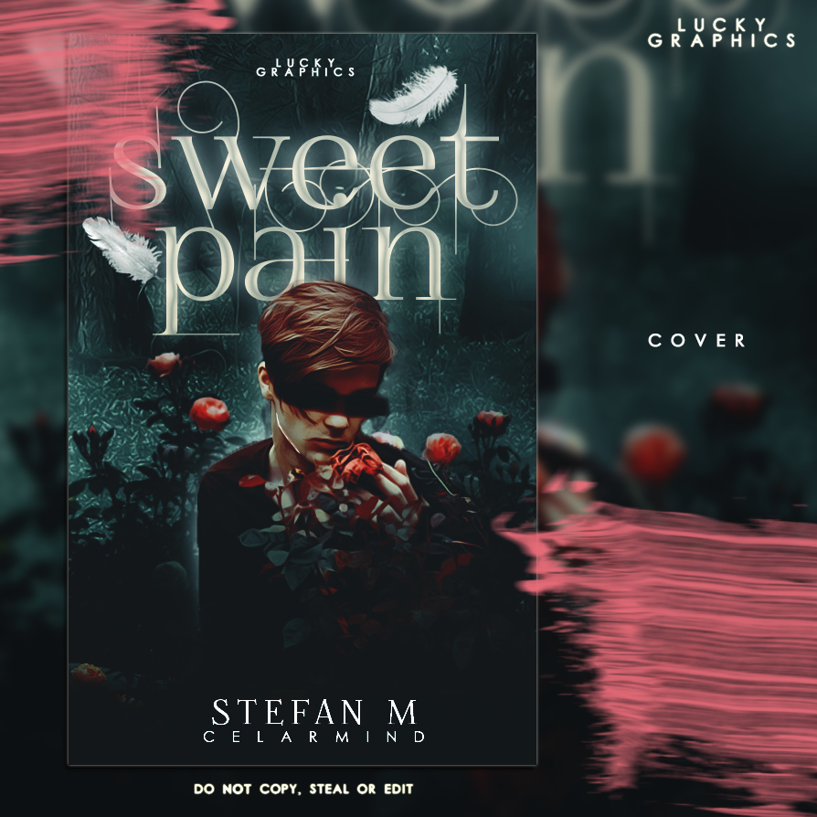Sweet pain wattpad cover by luckyenchanted on DeviantArt