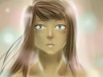 OC: Lena by amazonitte