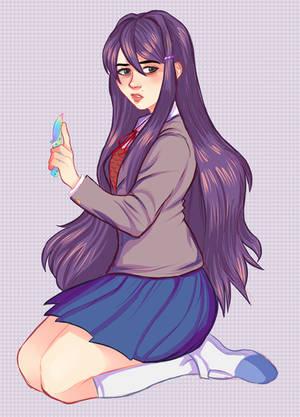Yuri by skumpup
