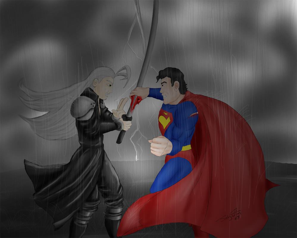 George Newbern Superma...