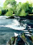 By the Weir II