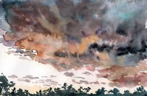 Wild, Wild Clouds by Virtuella
