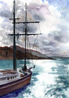 Good Morning, Ullapool! by Virtuella
