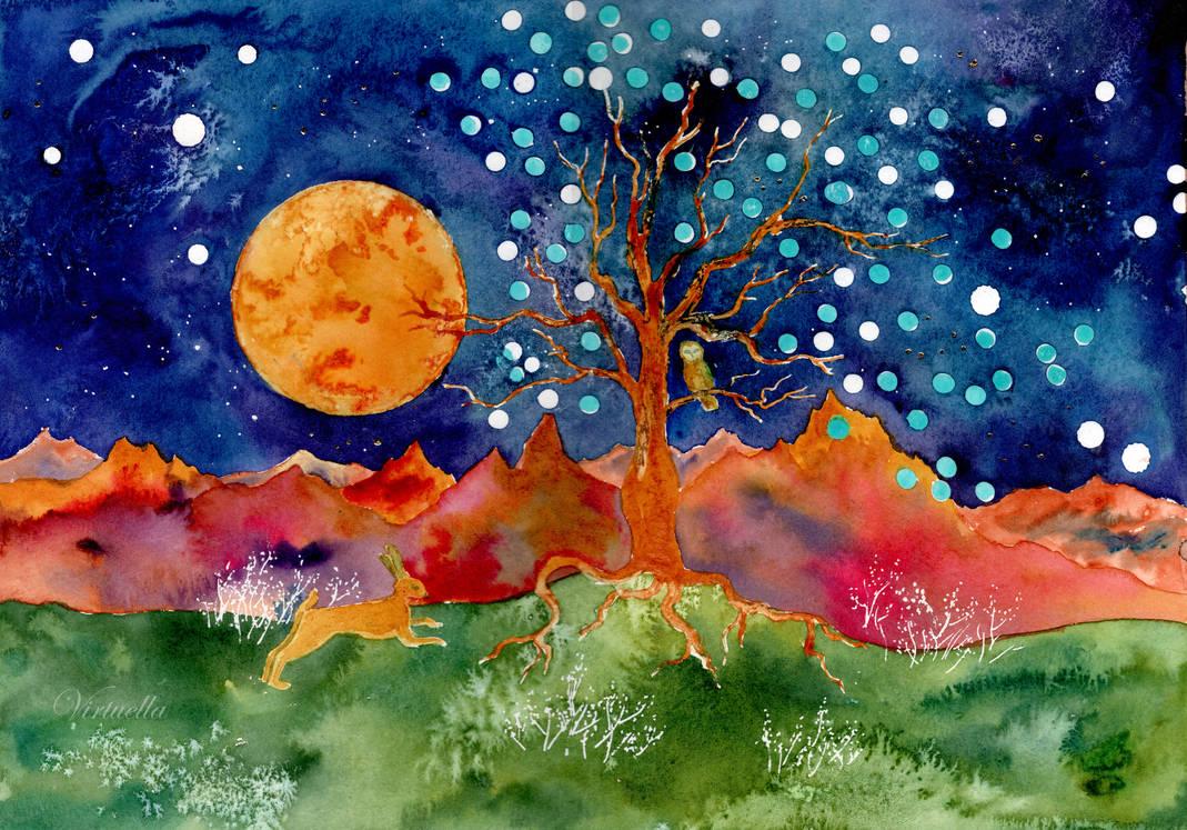 Tree of Dreams by Virtuella