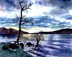 Calm Waters at Loch Lomond