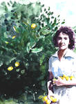 Armfuls of Lemons by Virtuella
