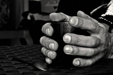 COFFEE - Morning coffee by onewordphoto