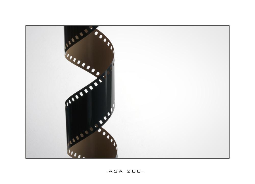 FILM - ASA200 by onewordphoto