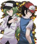 POKEMON: N and Ash