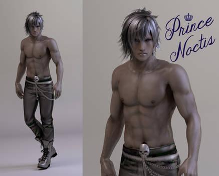 FFXV.:Prince Noctis