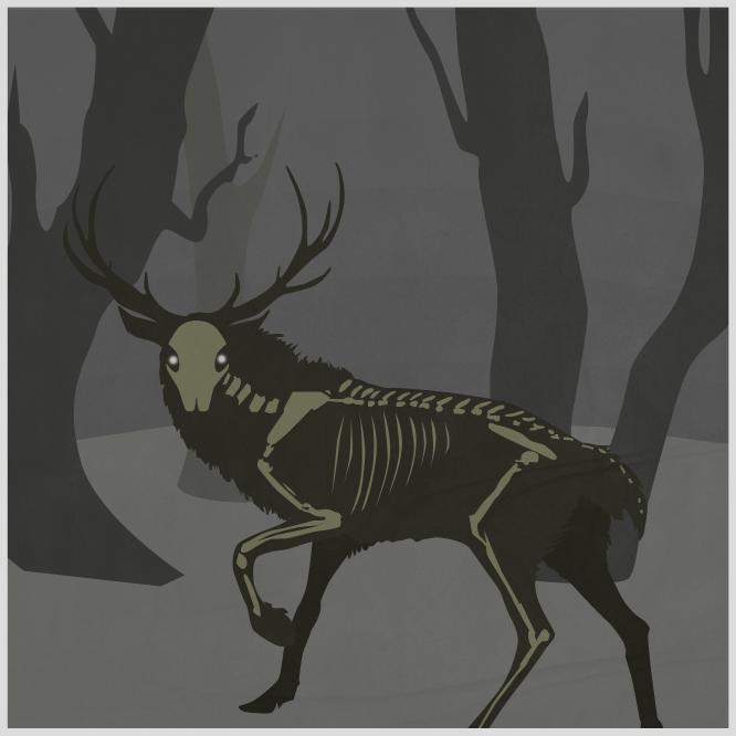 Deer by alexandersolbakken