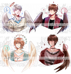 (CLOSED TY!) Angel Bust Adopts