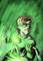Green Lantern_Hal Jordan by ChikKV
