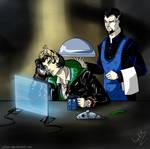 Shalka: Doctor and Master