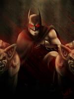 Batman by ChikKV