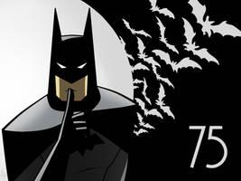 Batman 75 by ChikKV