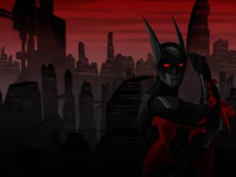 Batman Beyond by ChikKV