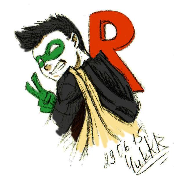 Robin by ChikKV