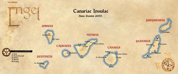 Canariae Insulae - 2655 by viborx