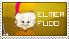 Elmer Fudd Stamp by pEnELoPe3six