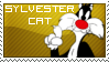 Sylvester Cat Stamp by pEnELoPe3six