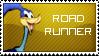 Road Runner Stamp