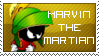 Marvin the Martian Stamp by pEnELoPe3six