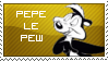 Pepe le Pew Stamp by pEnELoPe3six