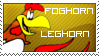 Foghorn Leghorn Stamp by pEnELoPe3six