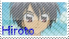 Hiroto Stamp by pEnELoPe3six