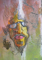 grafitti by awaad